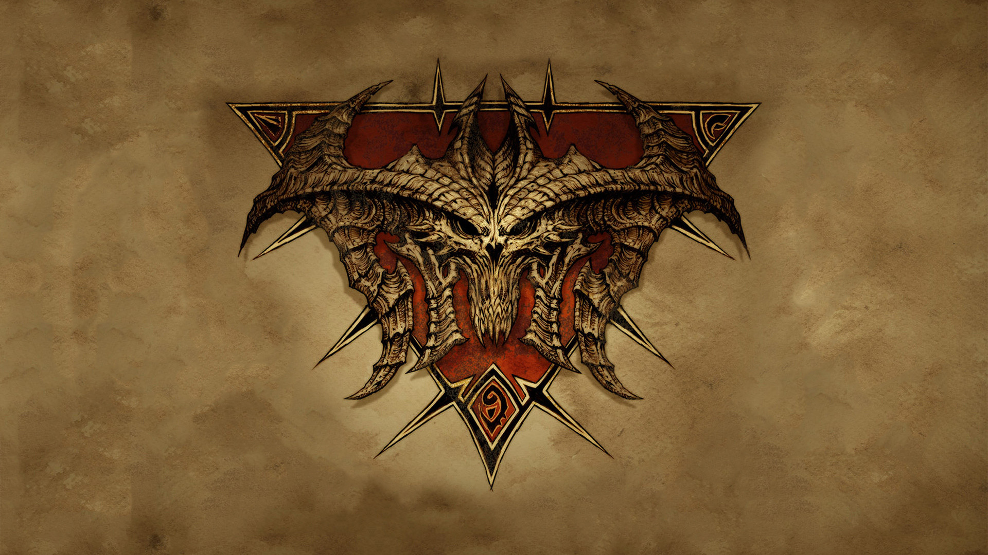 Diablo 3 wallpaper hd for Wallpaper three