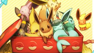 Free Download Pokemon Phone Eevee Wallpapers