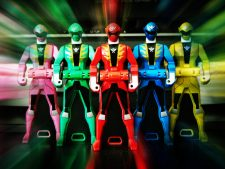 HD Power Rangers Wallpapers