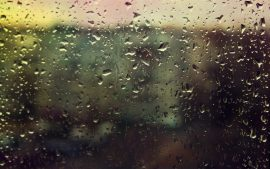 Rain Window Wallpapers HD