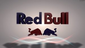 Red Bull Logo HD Backgrounds
