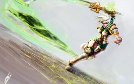 Free Download Riven Wallpapers