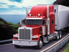 HD Semi Truck Backgrounds