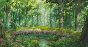 Free Studio Ghibli HD Backgrounds