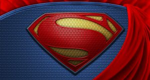 Superman Logo Ipad Background Free Download