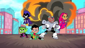 Teen Titans HD Backgrounds
