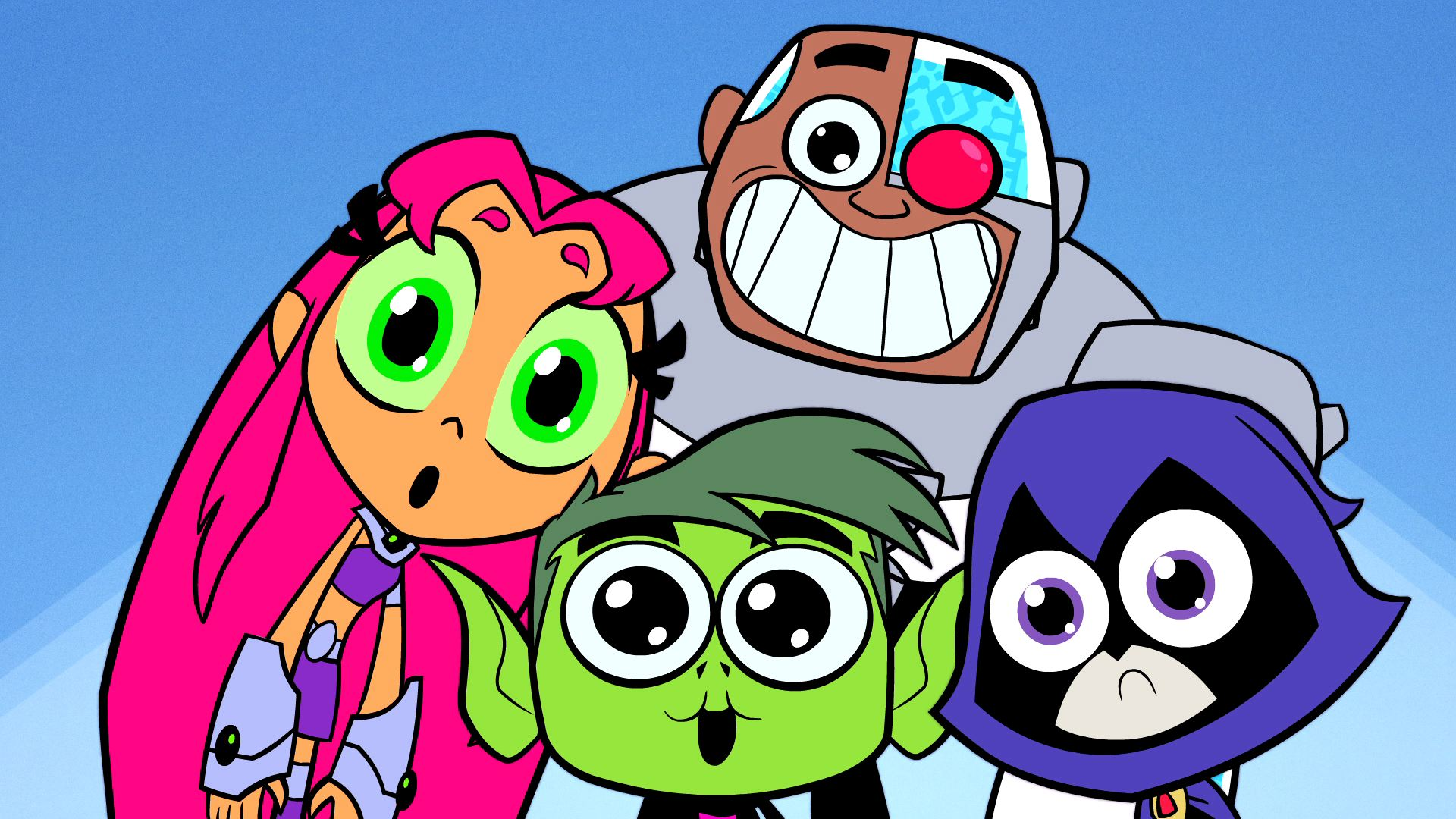 Hd Teen Titans Go Wallpapers  Wallpaperwiki-1968