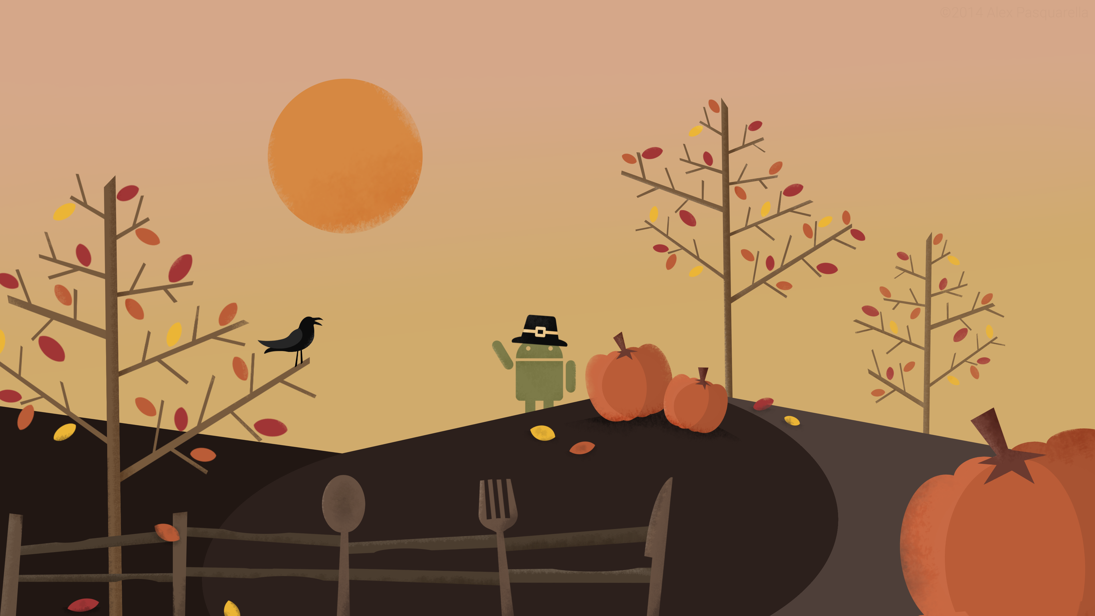 thanksgiving wallpaper widescreen hd pic wpd00555