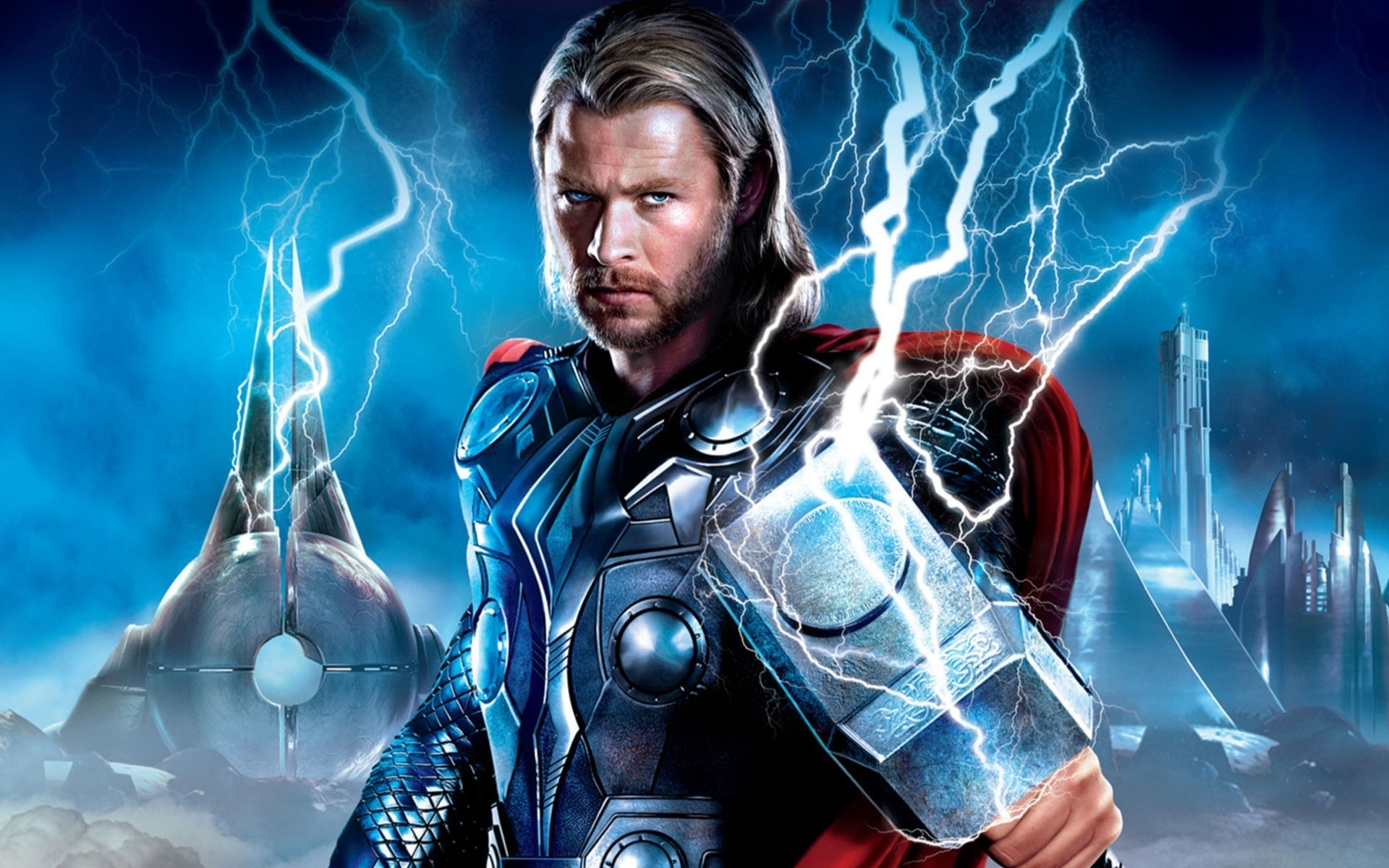 free desktop thor wallpapers | wallpaper.wiki