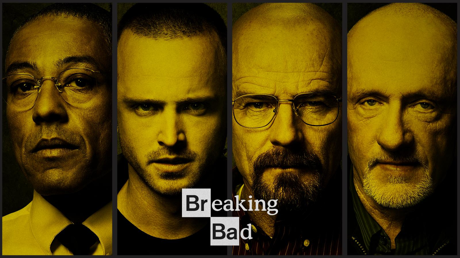 4 Main Characters Breaking Bad Hd Wallpapers Wallpaperwiki