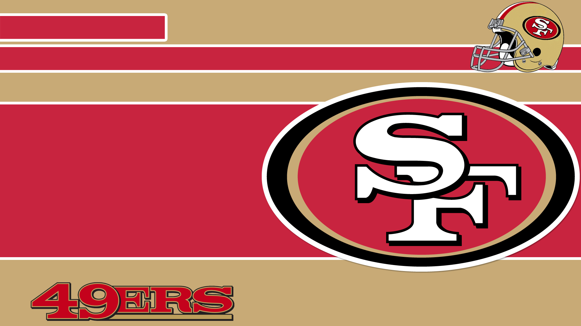 49ers logo poster wallpaper wallpaper download voltagebd Choice Image