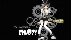Emo Music Wallpaper