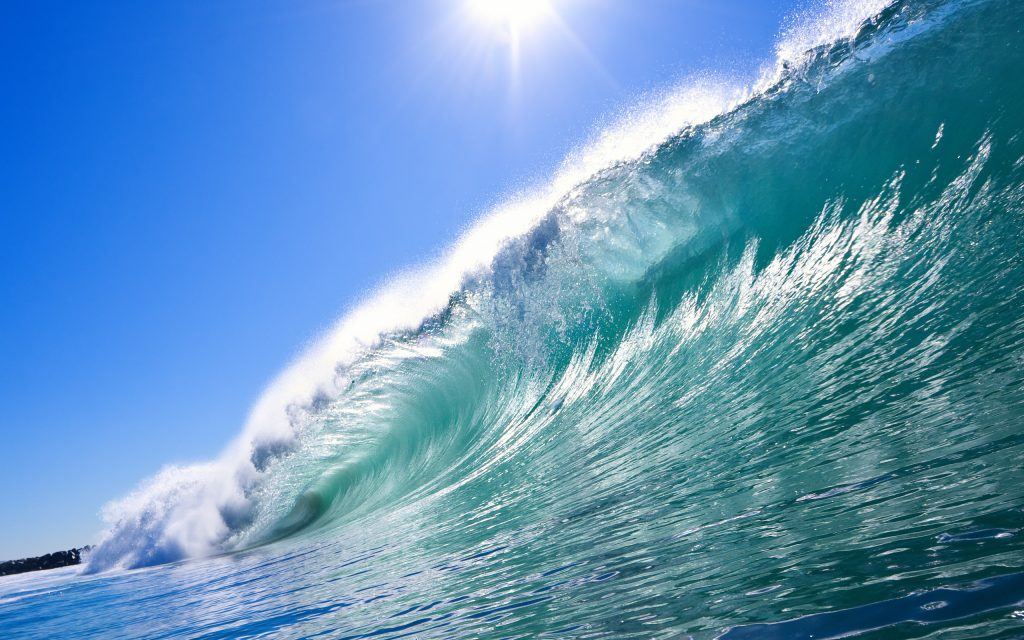 Big Ocean Waves Wallpapers HD