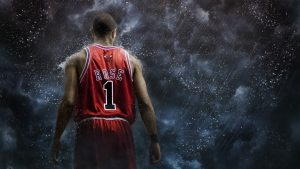 Free Download Derrick Rose Wallpaper HD