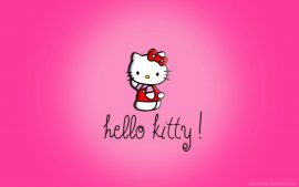 Hello Kitty Cute and Pretty Images