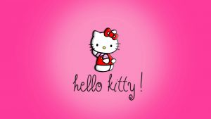 Hello Kitty Desktop Wallpapers