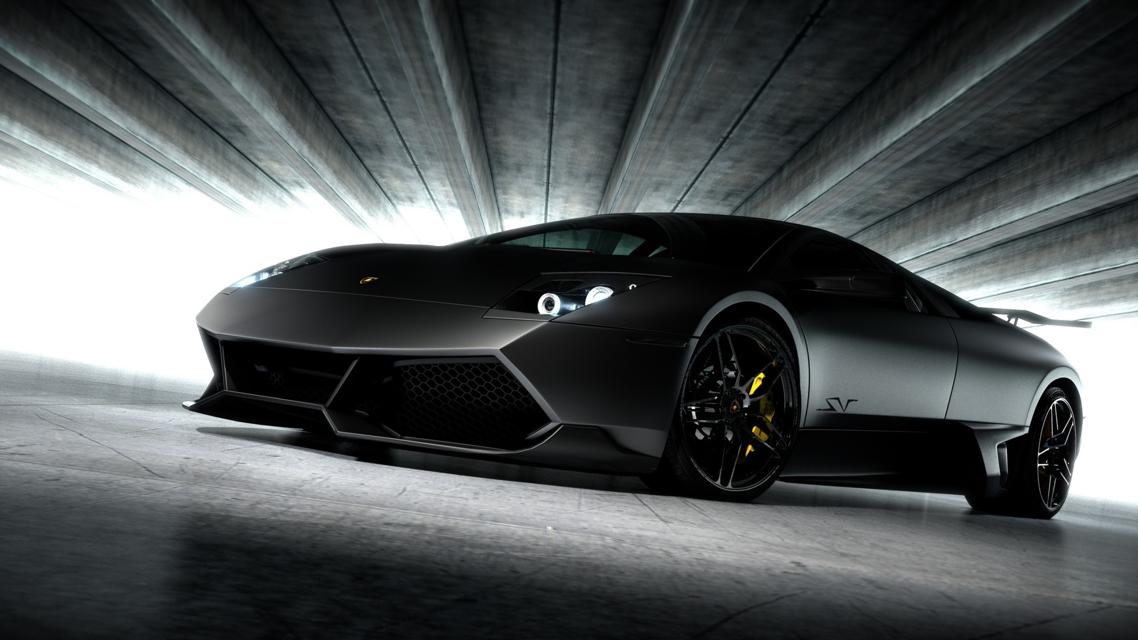 Lamborgini black and red загрузить