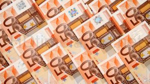 Euro Money Wallpaper
