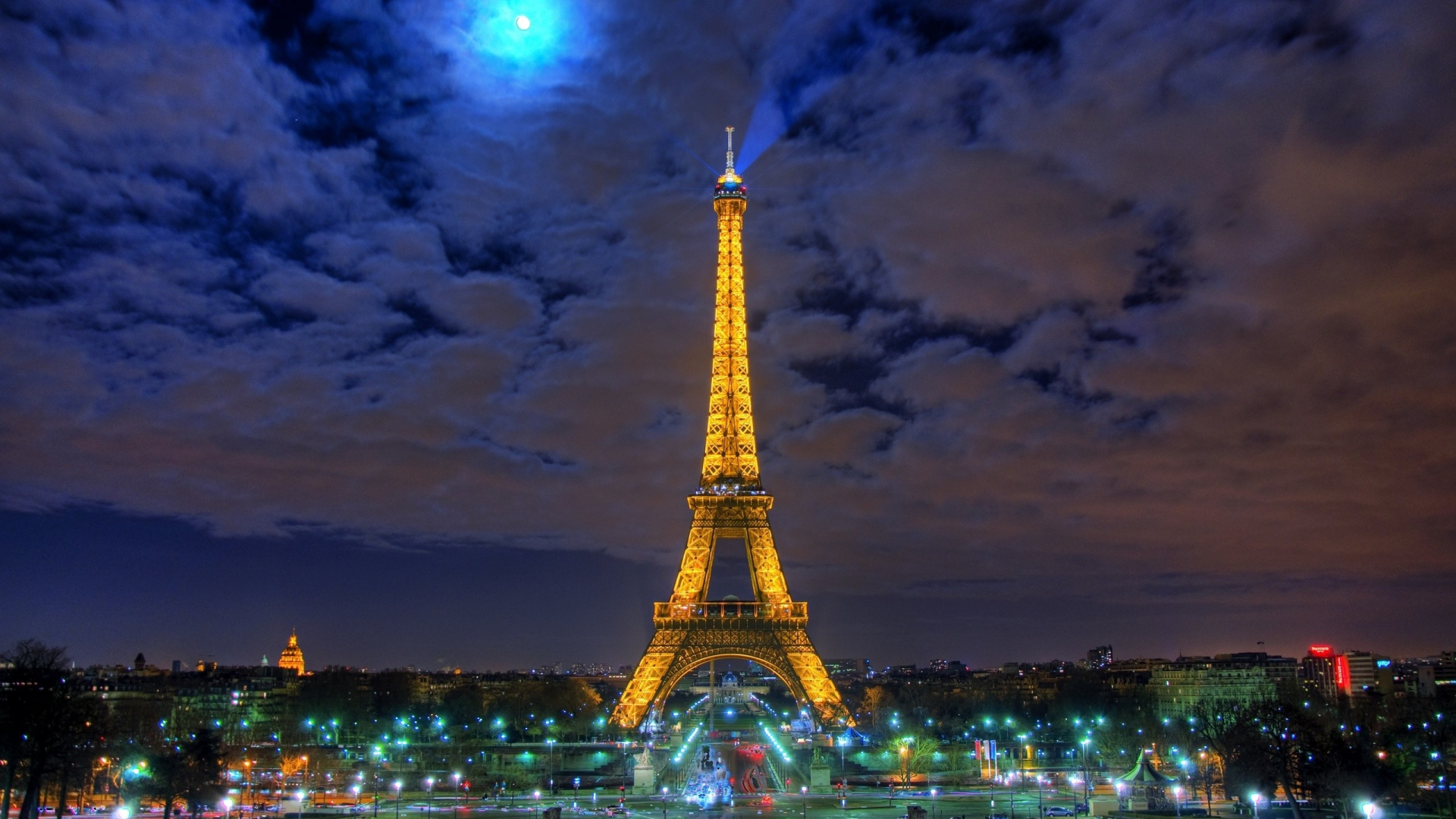 eiffel-tower-paris-france-at-night-hd-wallpaper | wallpaper.wiki