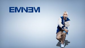 Eminem Singer Wallpaper