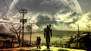 Free download Fallout Backgrounds