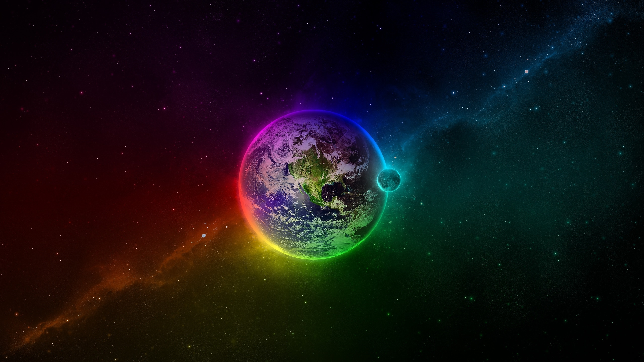 Free Earth IMac Wallpapers