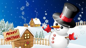 HD Snowman Wallpapers
