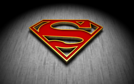 Logo Superman Wallpaper HD Free Download
