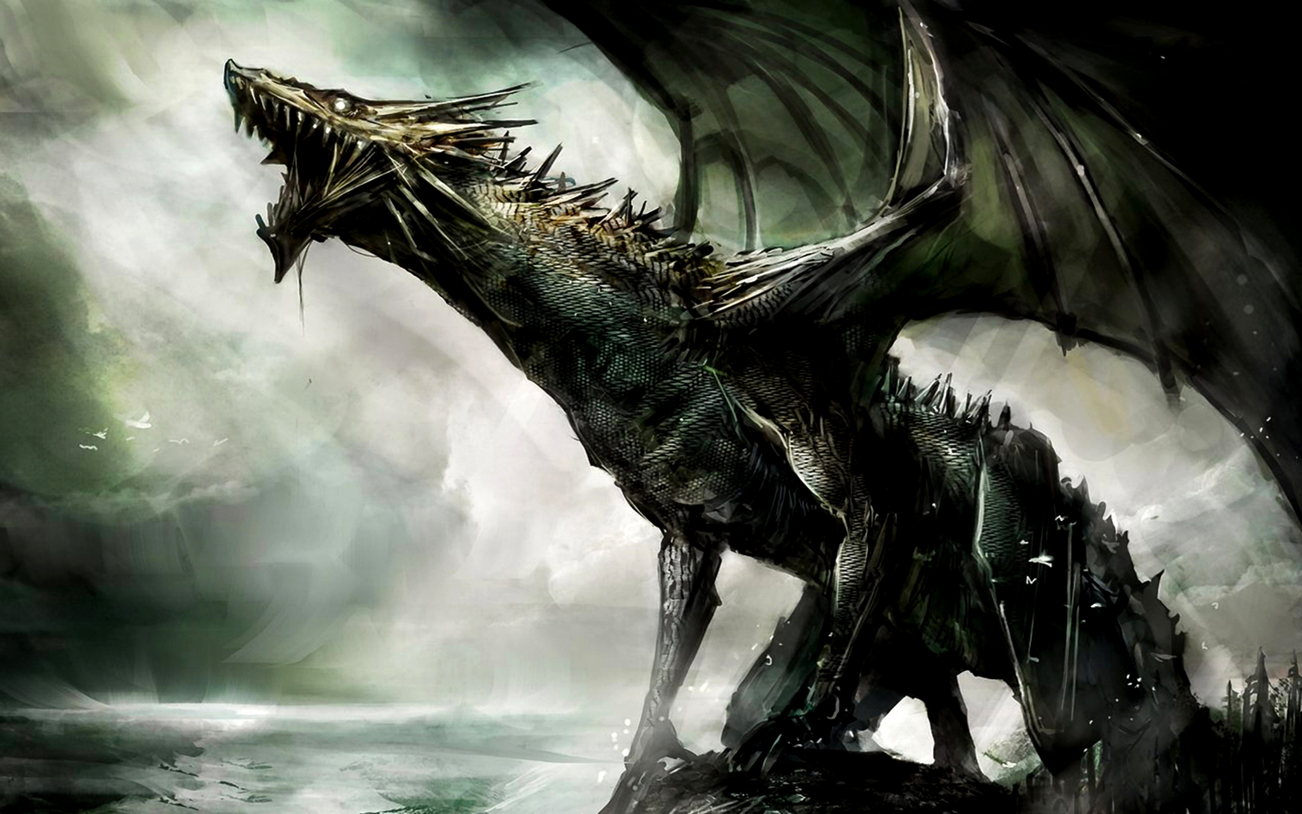 Dragon wallpapers hd wallpaper voltagebd Gallery