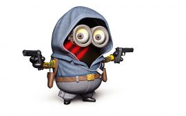 Funny Minion Wallpapers HD free download