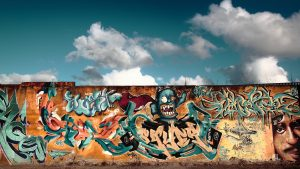 Graffiti City Wallpapers HD free download