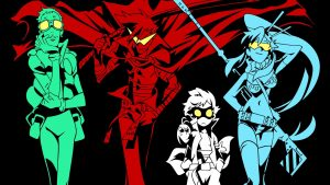 Gurren Lagann Wallpapers Desktop High Quality