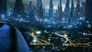 HD Futuristic Desktop Backgrounds