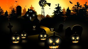 Scary Halloween Backgrounds HD
