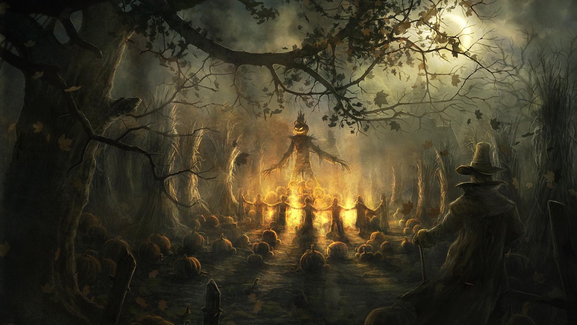 HD Scary Halloween Wallpapers Free