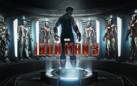 Iron man 3 wallpapers HD