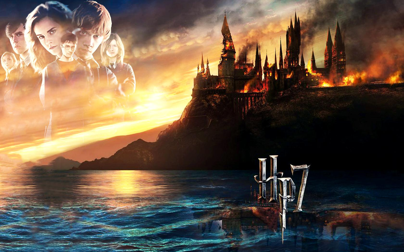 Harry Potter Wallpapers Widescreen HD