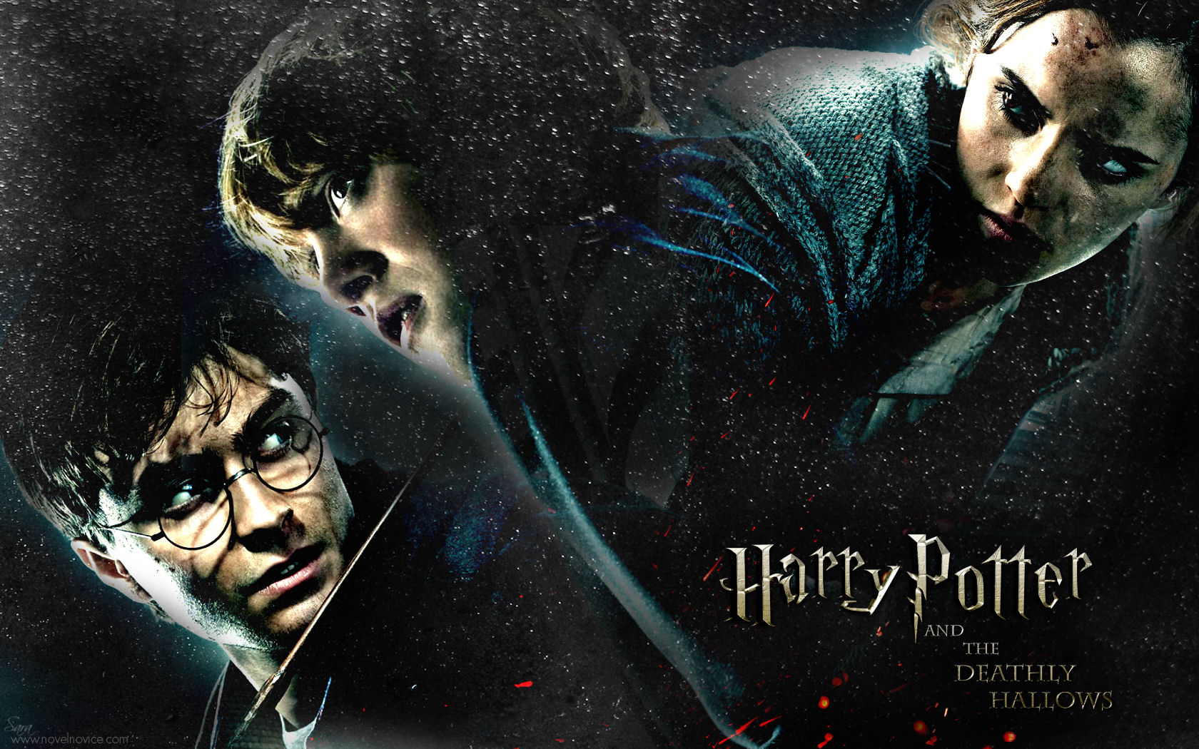 Harry Potter And The Deathly Hallows Desktop Backgrounds