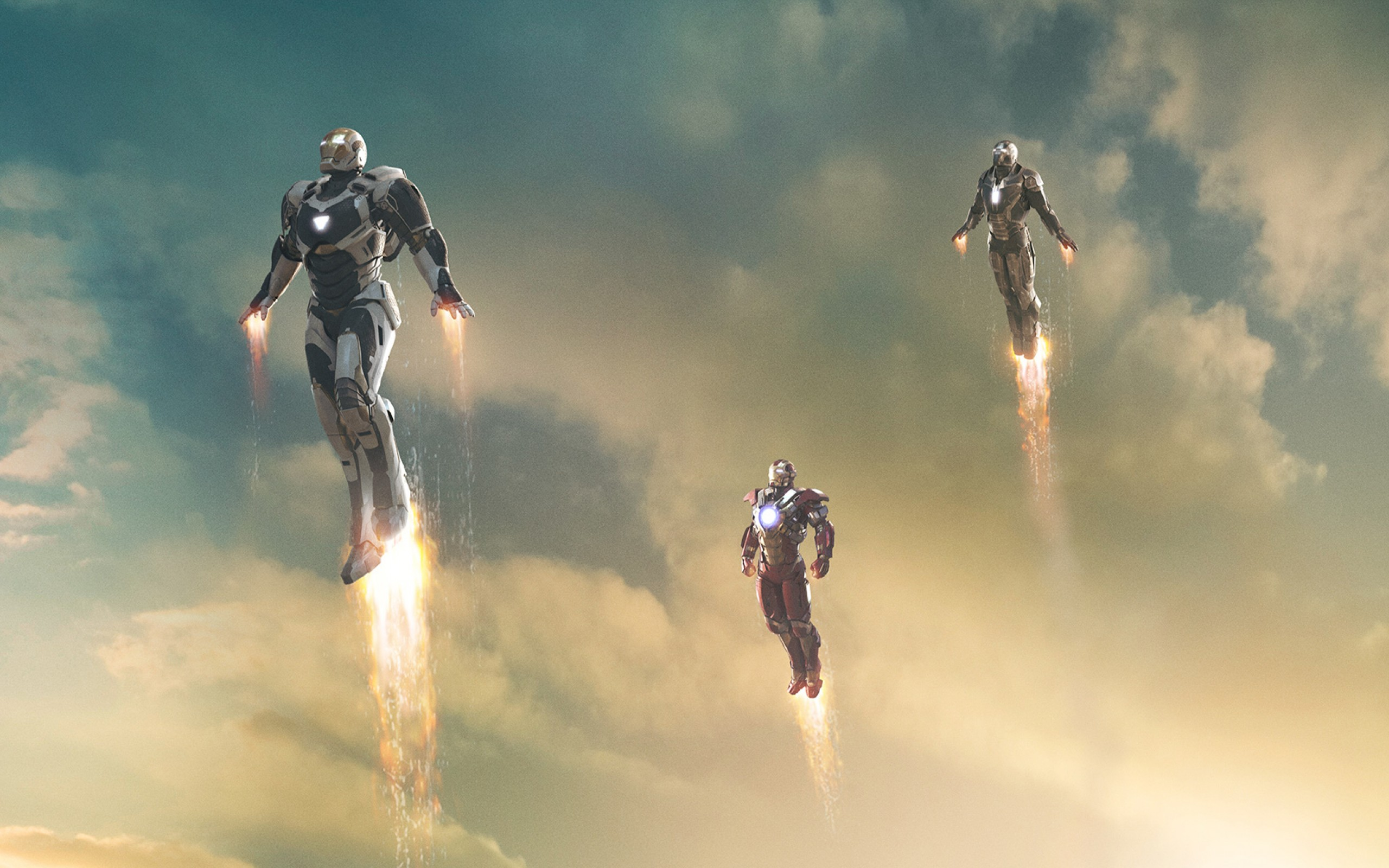 Iron Man 3 Desktop Background