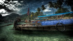 Fishing Boat Wallpapers