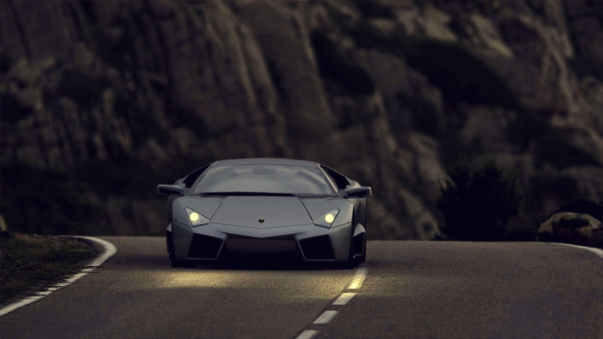 Lamborghini Dark Wallpapers Hd For Desktop