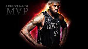 Lebron James Miami Heat Wallpapers