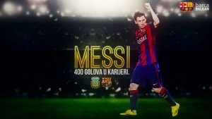 Messi Desktop Background