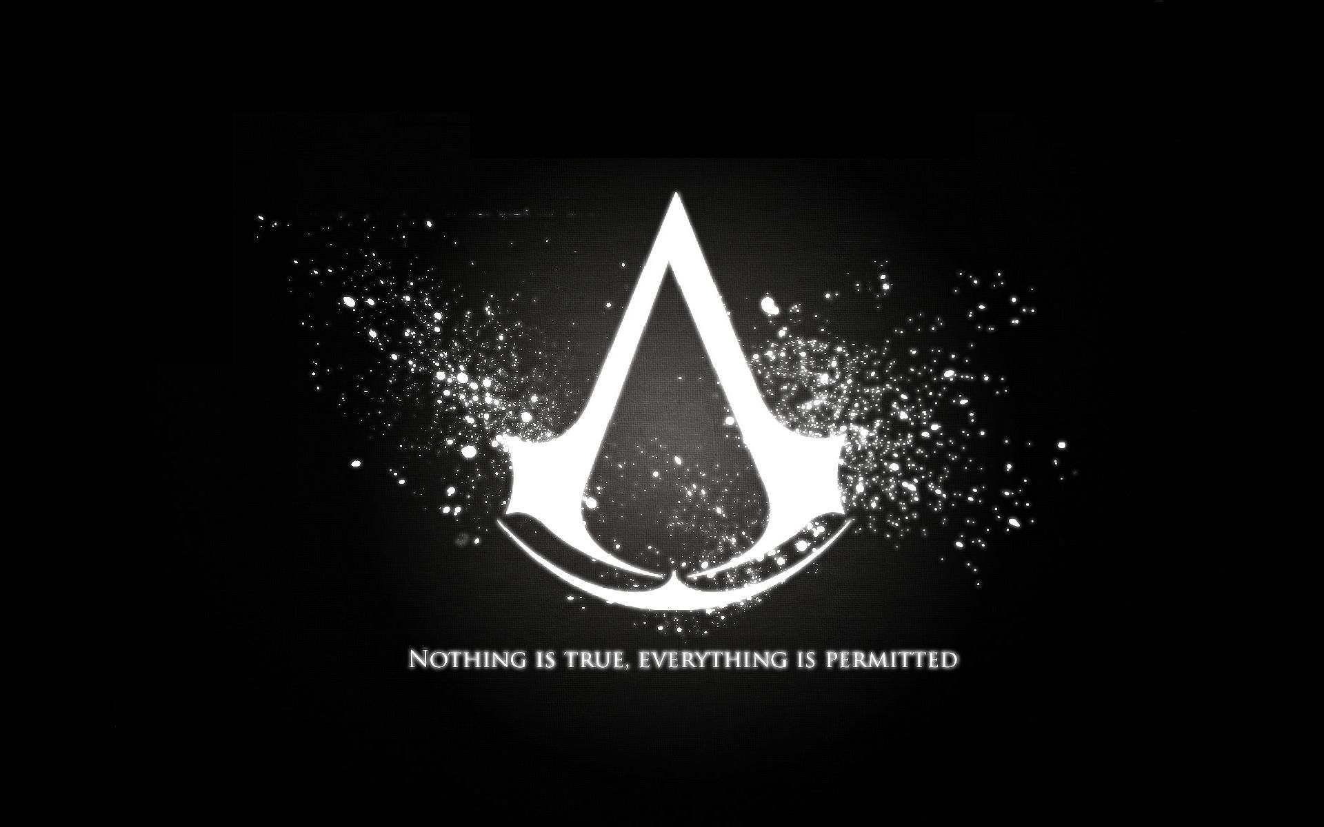 assassins creed wallpaper hd logo