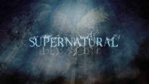 Logo Supernatural Wallpaper
