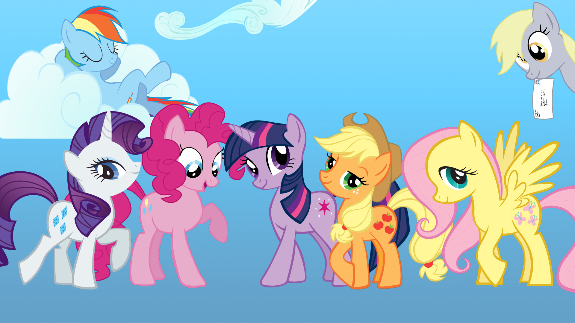 mlp my little pony friendship is magic wallpapers