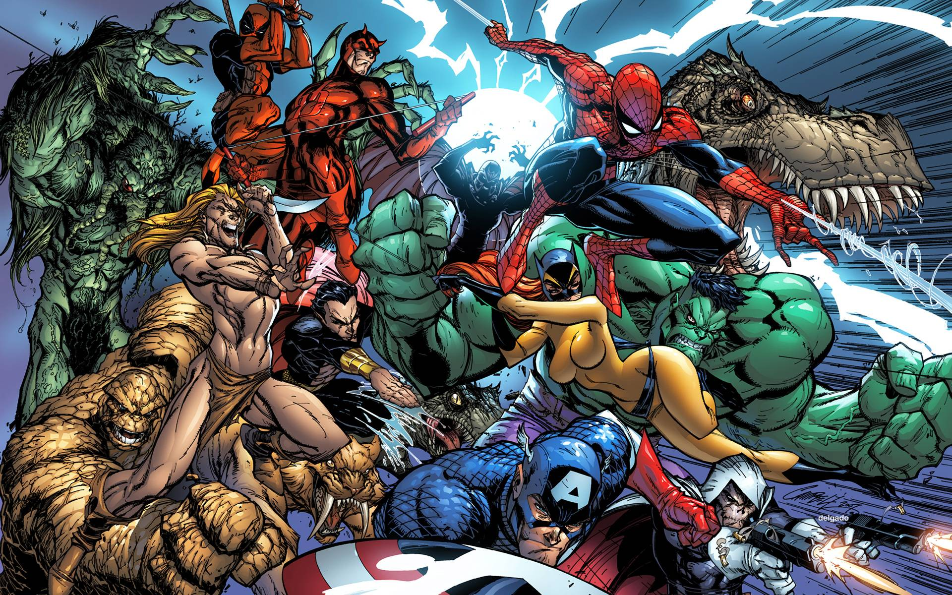 marvel wallpapers hd backgrounds pictures images