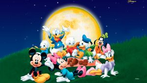 Mickey Mouse Cartoon wallpapers