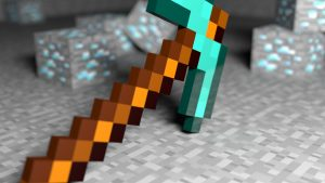 Minecraft Diamond Wallpapers HD