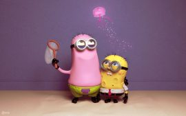 Minion Wallpaper HD free download